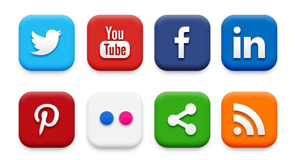 Unbxd Social Media Presence