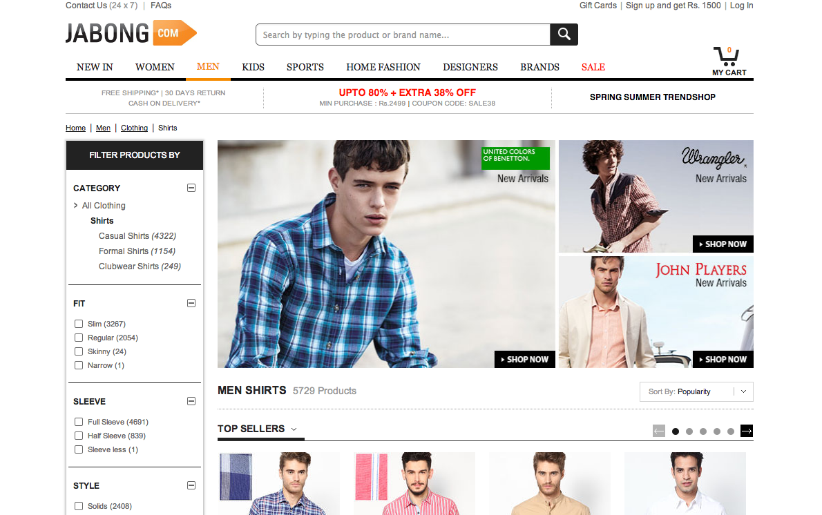 8 Poor Navigation Techniques That Can Kill Your Ecommerce Site