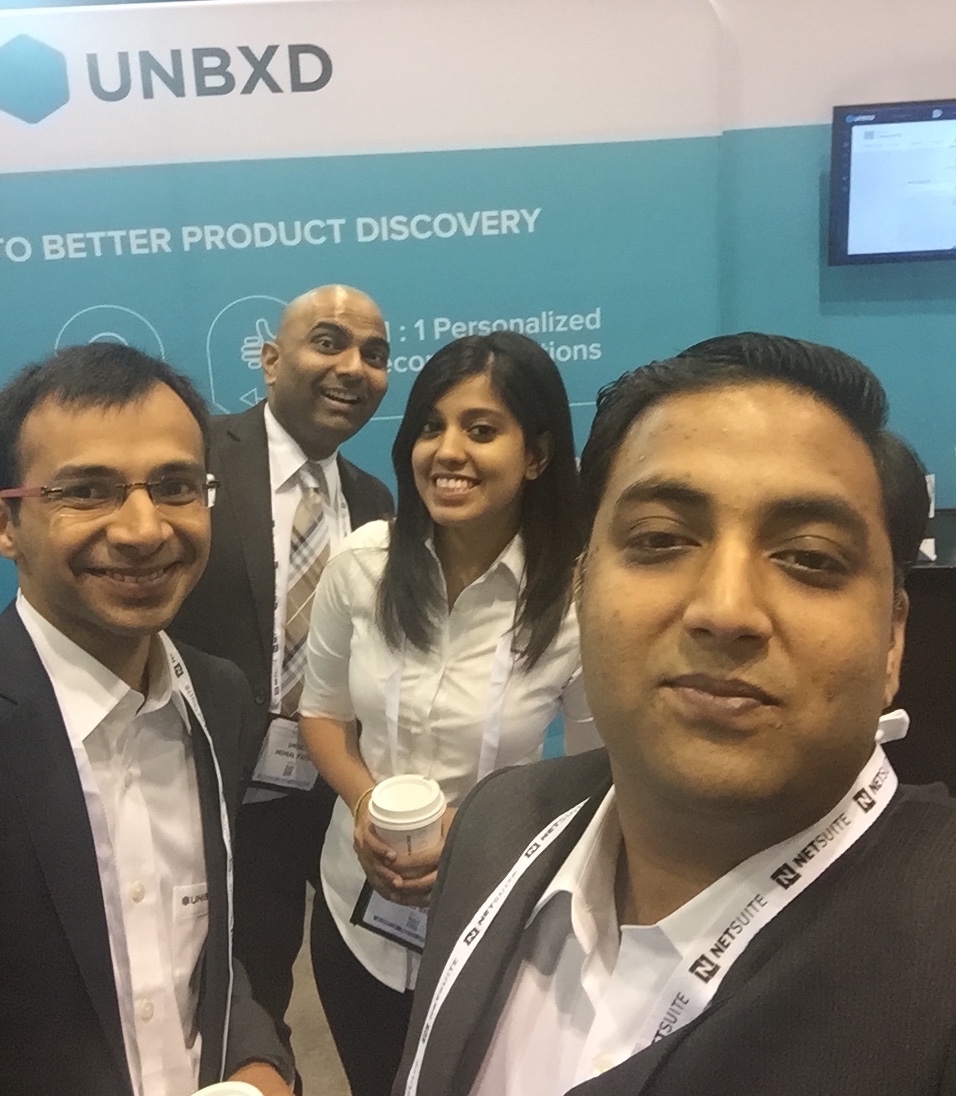 Throwback Thursday: When Unbxd Went to IRCE 2015, The World's Largest eCommerce Conference