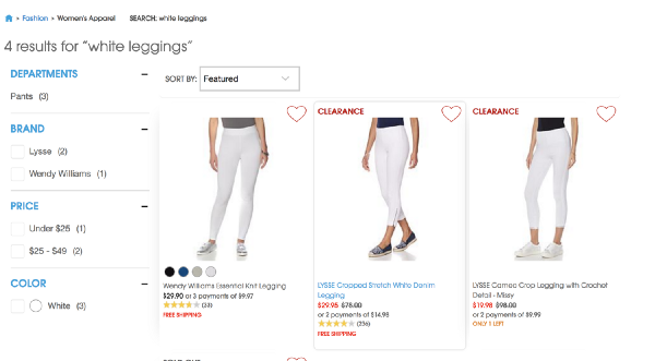 Machine Learning Versus Automation in Site Search for eCommerce