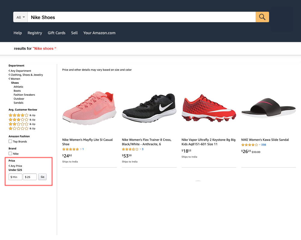 Dynamic Ranking: The Key to Increase Conversions