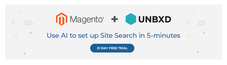 21-Day Free Trial for all eCommerce stores on Magento platform