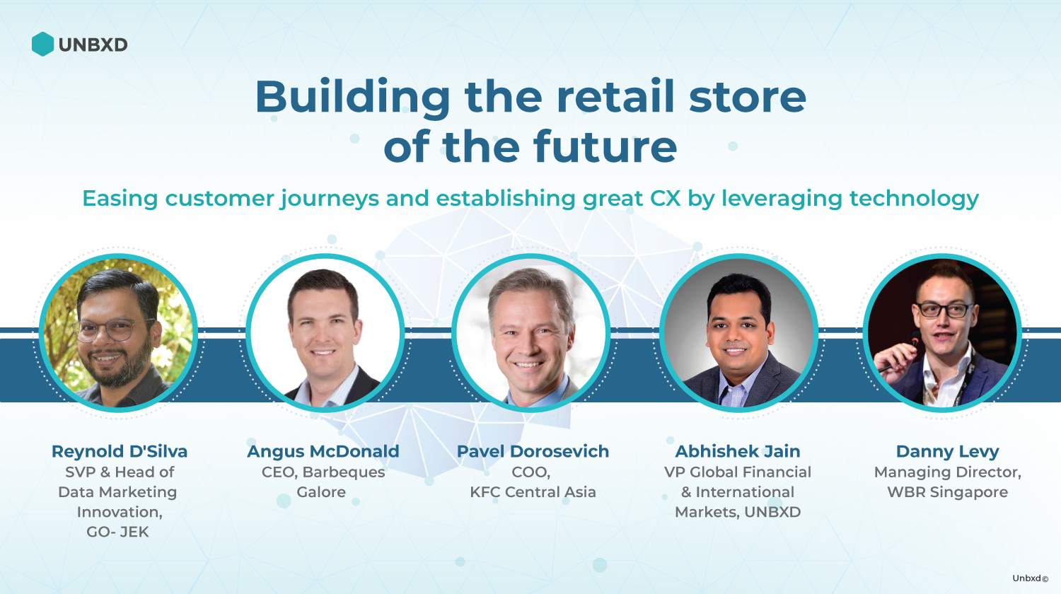 Building the retail stores of the future!