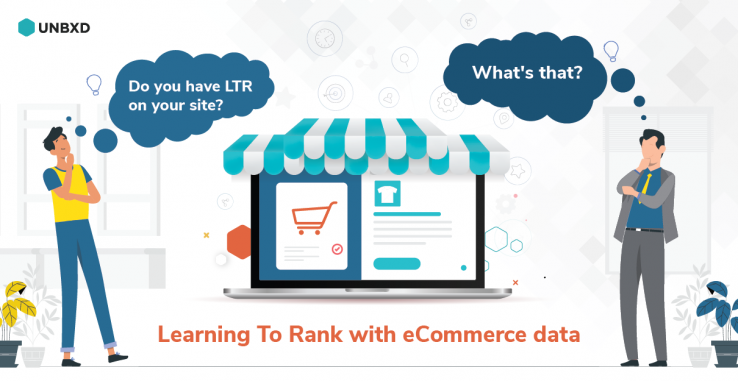 Learning To Rank with eCommerce data
